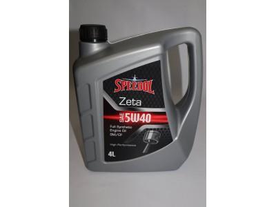 Моторно масло SPEEDOL Zeta 5W40