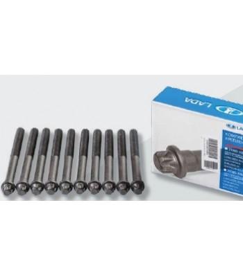 Болтове за закрепване на цилиндрова глава (к-кт) за ЛАДА класически модели и 4х4