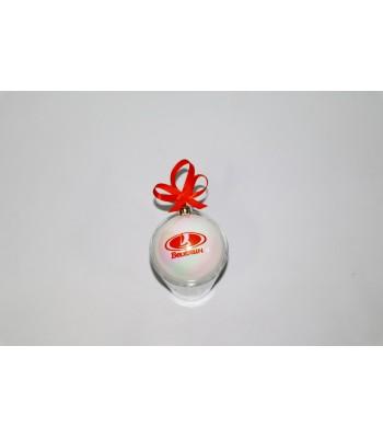 Брандирана коледна топка ЛАДА персонализирана с име